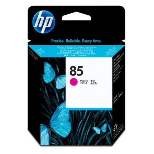 HP C9421A No.85 Ink Cartridge - Magenta Printhead Genuine