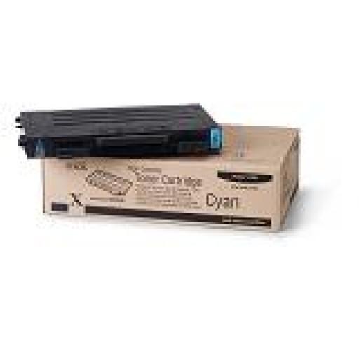 Xerox 106R00680, Toner Cartridge- HC Cyan, Phaser 6100- Original