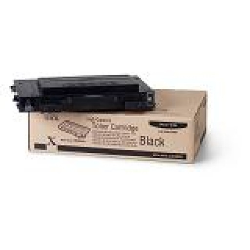 Xerox 106R00684, Toner Cartridge- HC Black, Phaser 6100- Original