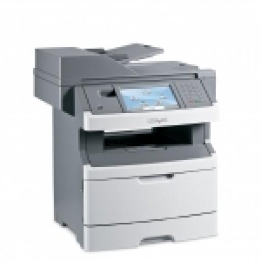 Lexmark X464DE A4 Mono Multifunctional Laser Printer