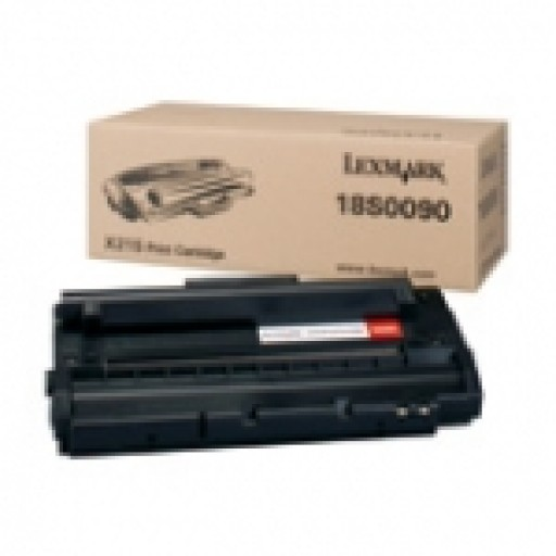 Lexmark 18S0090 Toner Cartridge - Black Genuine