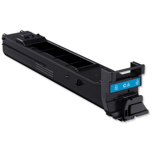 Konica Minolta A06V453, 5500/5550/5570/5650/5670 High Capacity Toner Cartridge - Cyan