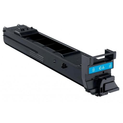 Konica Minolta A0DK452, Toner Cartridge HC Cyan, Magicolour 4650DN, 4690MF, 4695MF- Original
