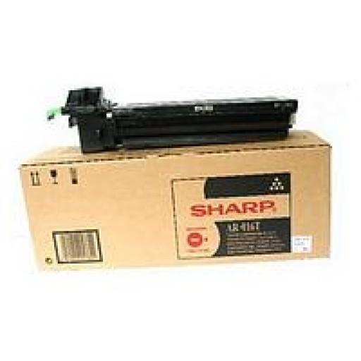 Sharp AR016LT Toner Cartridge - Black Genuine