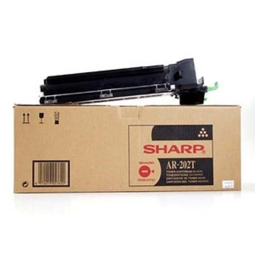 Sharp AR-202T, Toner Cartridge- Black, AR163, 201, 206, 207, ARM160, 205, 207- Genuine