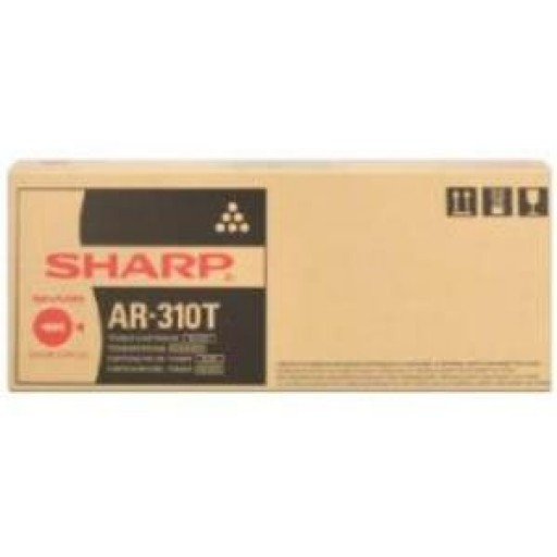 Sharp ARM 256, 316 Toner Cartridges - Black Genuine, AR310T