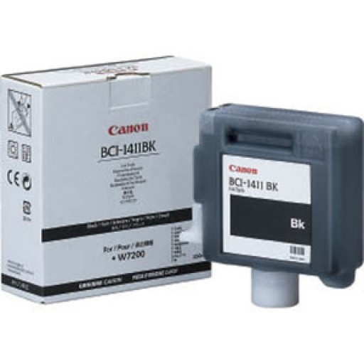 Canon, 7574A001AA, Ink Cartridge- Black, W7200, W8200- Original