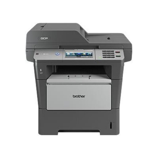 Brother DCP-8250DN A4 Mono Multifunctional Printer