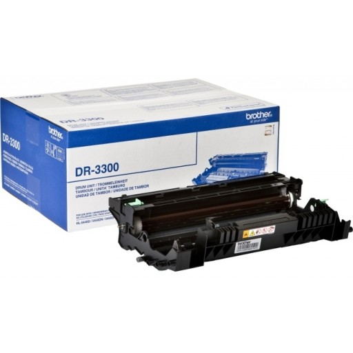 Brother DR-3300 Drum Unit - Black