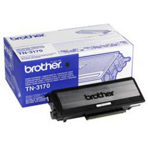 Brother TN3170, Toner Cartridge- HC Black, DCP8060, HL5240, MFC8460- Original