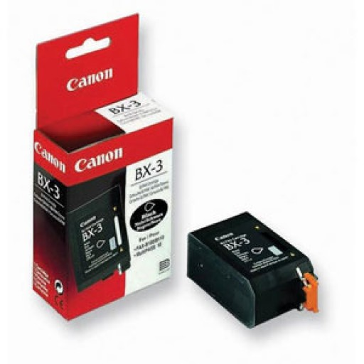Canon 0884A002AA BX-3 Ink Cartridge - Black Genuine