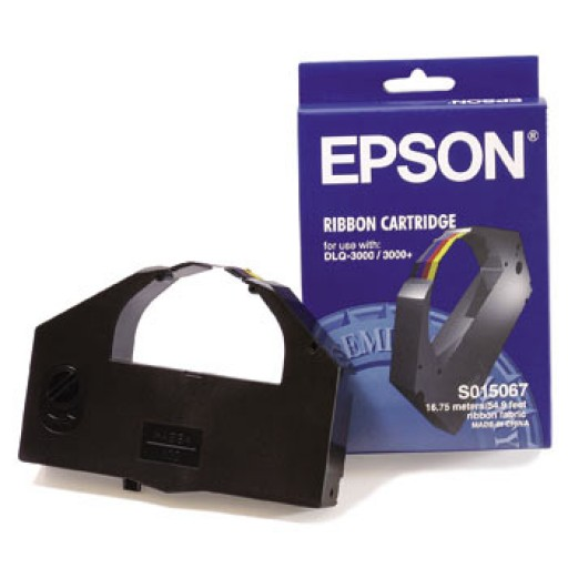 Epson C13S015067, Fabric Ribbon Colour, DLQ 3000, 3500- Original