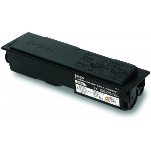 Epson C13S050583, Toner Cartridge Black, AcuLaser M2300, 2400, MX20- Original