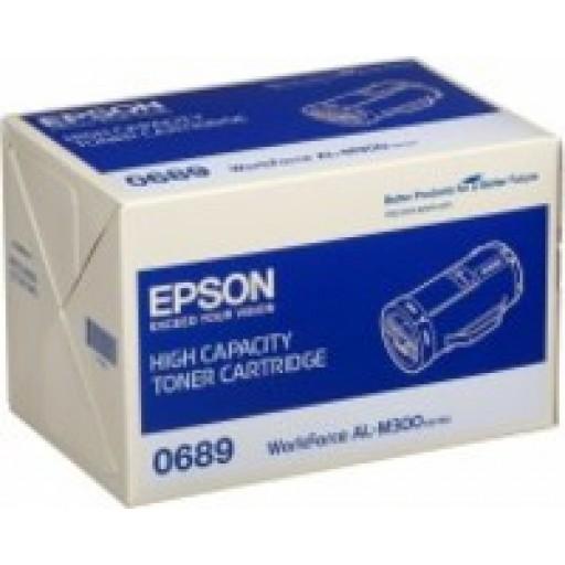 Epson C13S050689, Toner Cartridge HC Black, AL-M300- Original