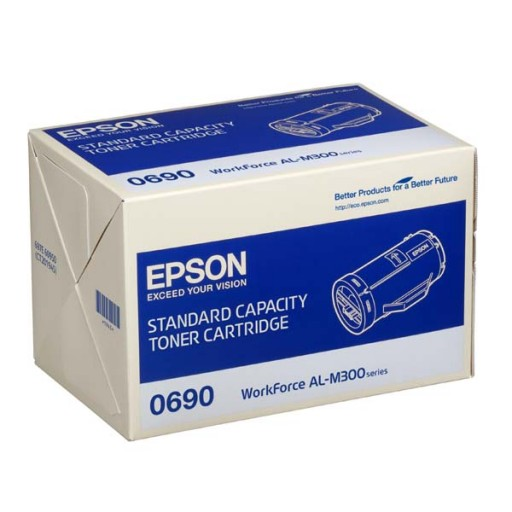 Epson C13S050690, Toner Cartridge Black, AL-M300- Original