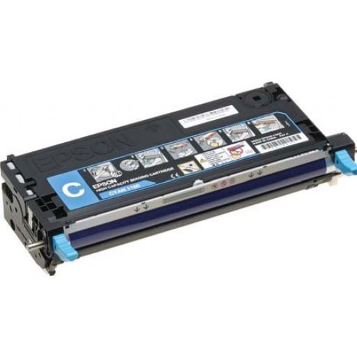 Epson C13S051160, Toner Cartridge- HC Cyan, C2800- Original