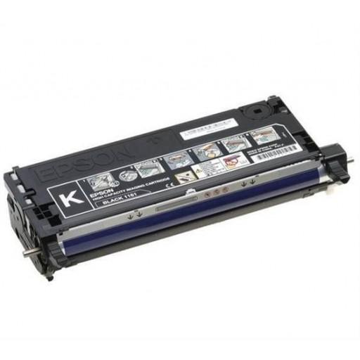 Epson C13S051161, Toner Cartridge- HC Black, C2800- Original