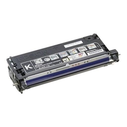 Epson C13S051165, Toner Cartridge- Black, C2800- Original
