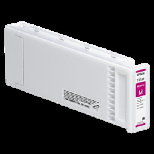 Epson C13T713300, T7133 Ink Cartridge, SC-S70600 - Magenta Genuine