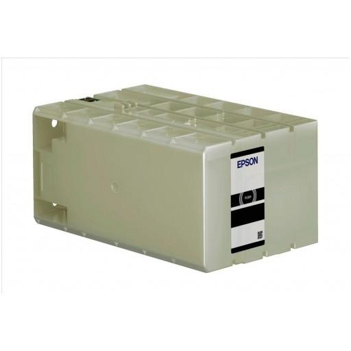 Epson C13T74414010, T7441 Ink Cartridge, WP M4015, M4095, M4525, M4595 - HC Black Genuine