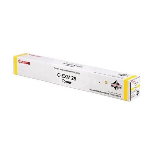 Canon 2802B002AA, Toner Cartridge Yellow, IR C5030, C5035, C5235i, C5240i, C-EXV29- Original