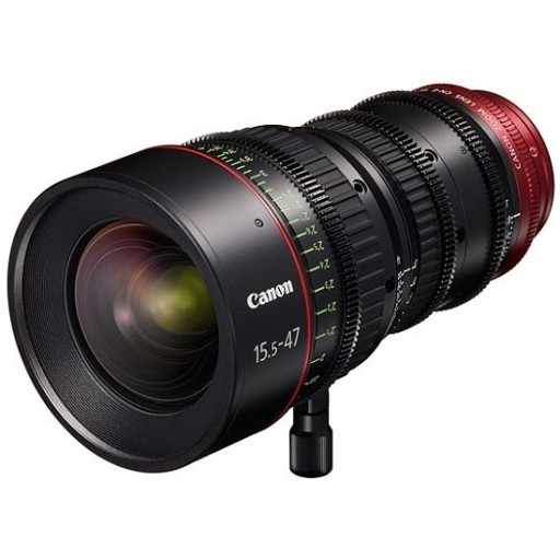 Canon CN-E15.5-47mm T2.8 LS/SP Lens
