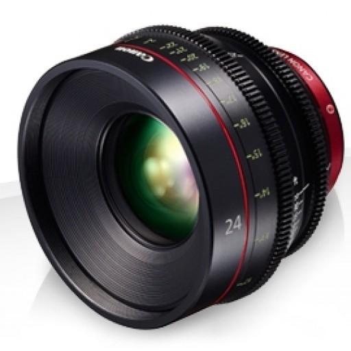 Canon CN-E24mm T1.5 LF Lens