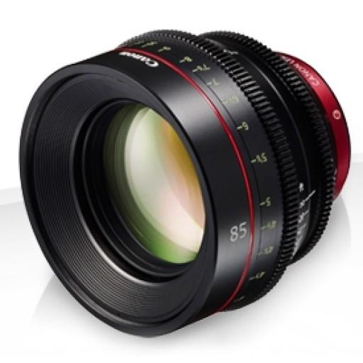 Canon CN-E85mm T1.3 LF Lens