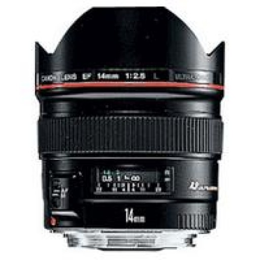 Canon EF14mm f/2.8 L Lens