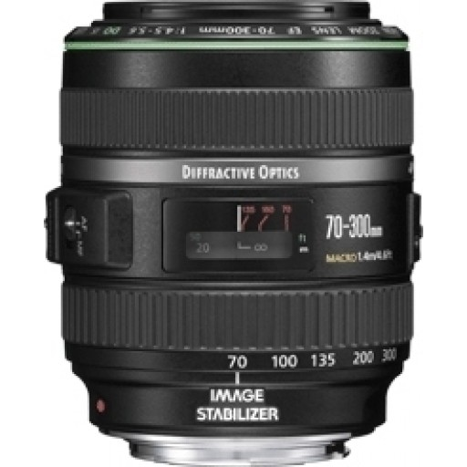 Canon Ef70-300mm f/4.5-5.6 Do Is Usm Lens