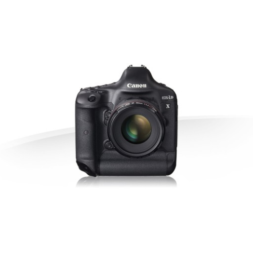 Canon EOS-1D X Digital SLR and Compact System Camera