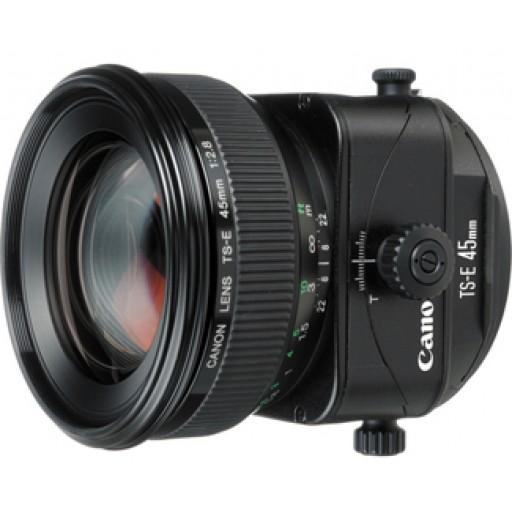 Canon TS-E 45mm f/2.8 Lens
