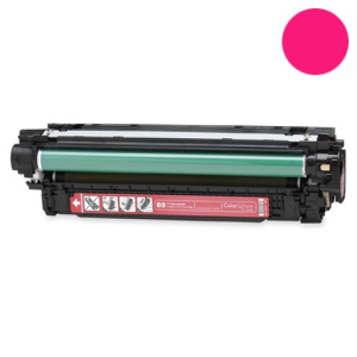 HP CE403A, Toner Cartridge Magenta, M551, M570, M575- Original