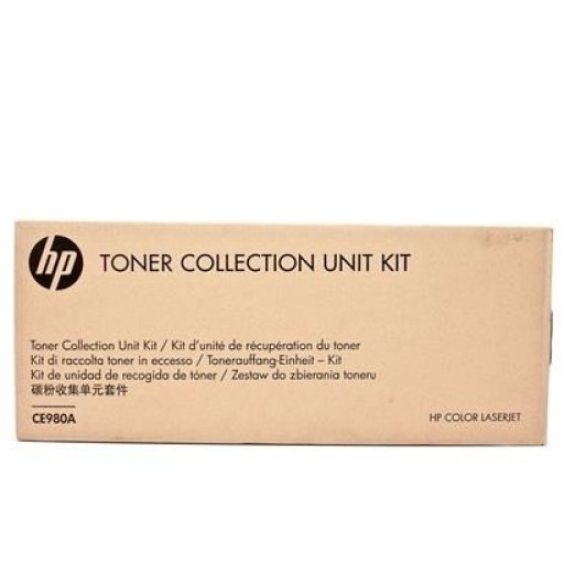 HP CE980-67901, Toner Collection Unit, CE980A, Laserjet CP5525, 700- Original