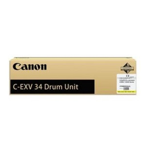 Canon 3789B003BA, Drum Unit Yellow, IR C2220L, C2025i, C2230i- Original