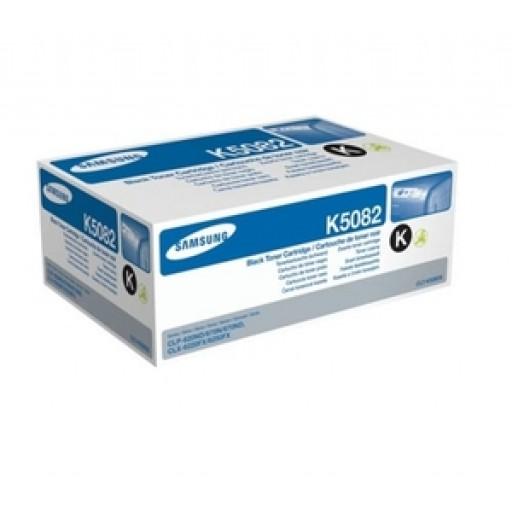 Samsung CLT-K5082S, Toner Cartridge Black, CLP-620, 670, CLX-6220, 6250- Original
