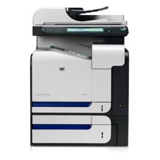 HP LaserJet CM3530FS, Laser Multifunction Printer