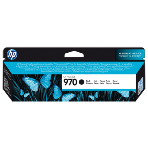 HP Officejet Pro X551dw Ink Cartridges - Black Genuine, CN621AE
