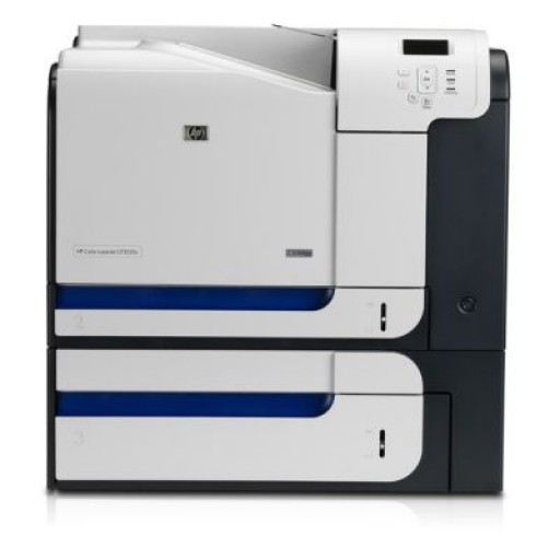HP CP3525X Laserjet Printer