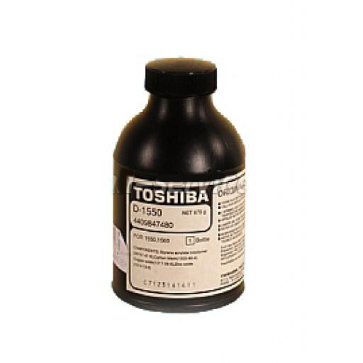 Toshiba D-1550 Developer - Black Genuine