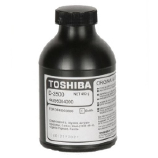 Toshiba D-3500 Developer - Black, 44295004000, Genuine