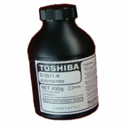 Toshiba D-3511K Developer - Black Genuine
