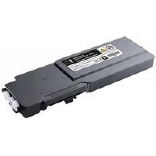 Dell 4CHT7, Toner Cartridge HC Black, C3760dn, C3760n, C3765dnf, (593-11119)- Compatible