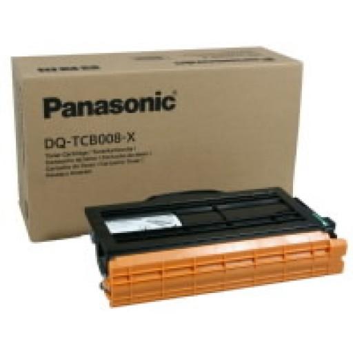 Panasonic DQ-TCB008-X Toner Cartridge - Black Genuine
