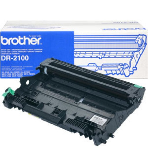 Brother DR2100, Imaging Drum, HL2150, 2170, DCP7030, 7040, MFC7320, 7440- Genuine