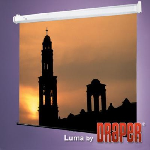 Draper Group Ltd DR130029  Baronet Elec Projection Screen