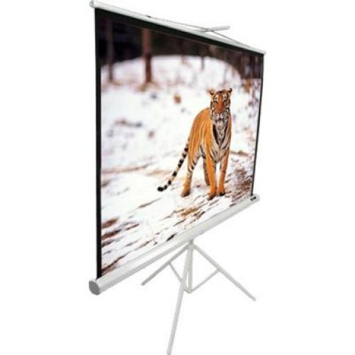 Elite T119NWS1 Tripod Pull up Projection Screen