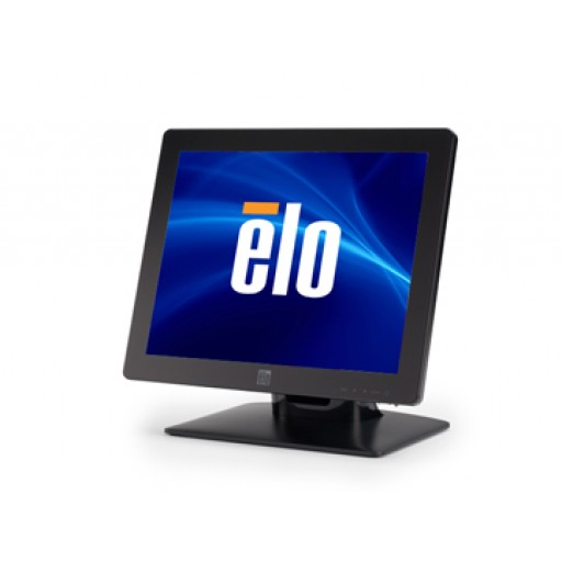 Elo TouchSystems 1517L Multifunction 15-inch AccuTouch Desktop Touchmonitor- E999454, E247852