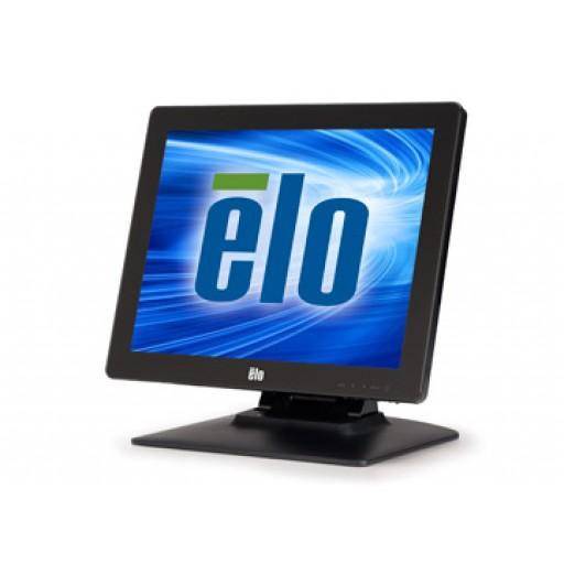 Elo TouchSystems 1523L, Multifunction 15-inch IntelliTouch Desktop Touchmonitor- E243774, E394454