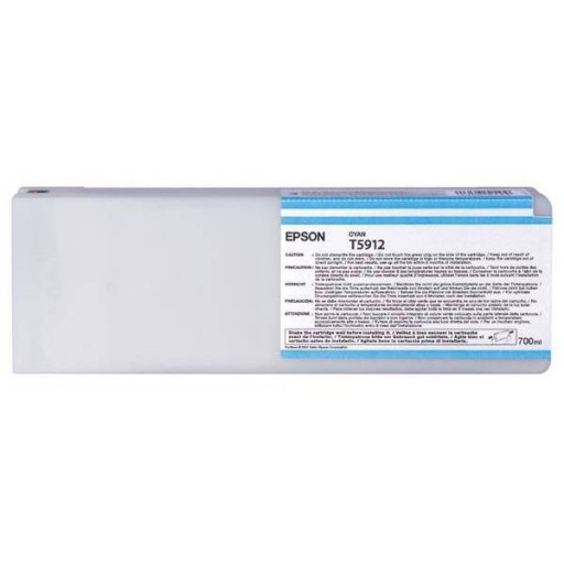 Epson C13T591200, T5912 Ink Cartridge, Stylus Pro 11880 - Cyan Genuine